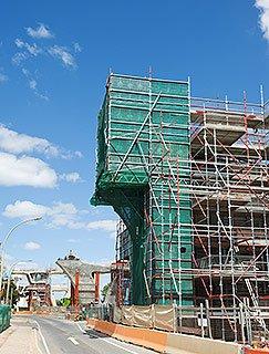 Монтаж сталевих і залізобетонних конструкцій
