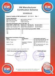 Сертифікат Екорембуд