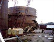 installation of tanks kiev