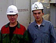 Employees of the company
