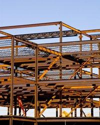 монтаж сталевих конструкцій
