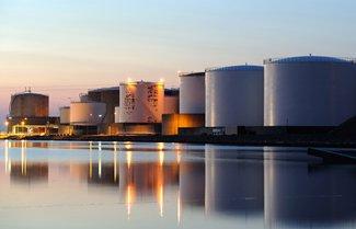 Будівництво нафтових резервуарів