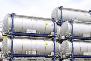 Резервуари для нафтопродуктів сталеві