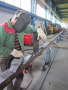 Стоимость изготовления металлоконструкций за тонну