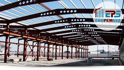 Строительство металлоконструкций цена