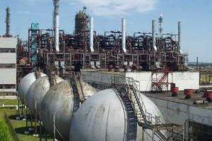 Объекты химической промышленности