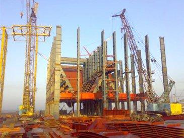 реконструкция металлургических заводов