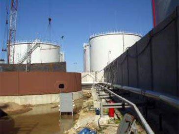 Монтаж резервуаров услуги